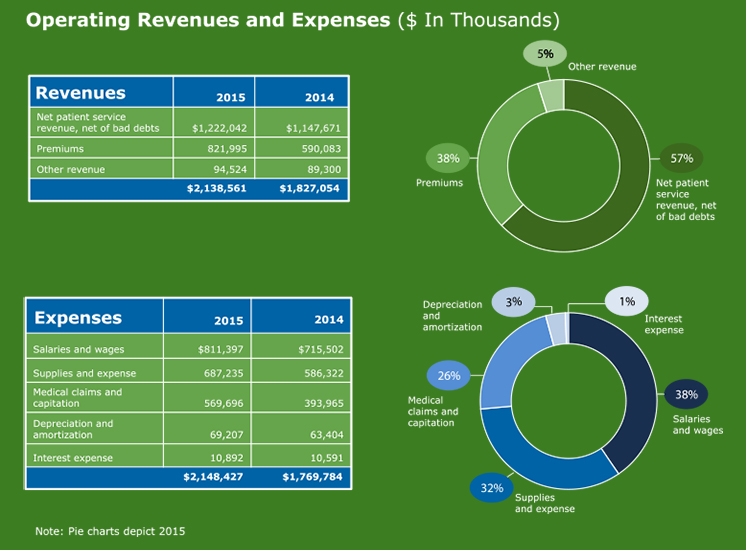 Financial Graphs 2015_Operating-Rev&Expenses